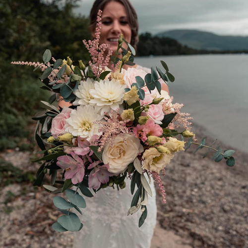 Wedding Florist Scotland | Wedding Florist Elgin